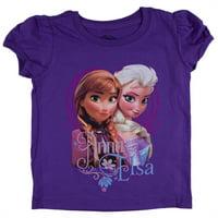 Frozen - Anna & Elsa Toddler T-Shirt