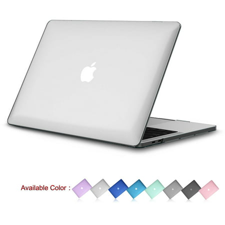 Tekcoo Newest MacBook Pro 15 Inch Case, Plastic Cases Cover for A1707 A1990, Tekcoo Soft Touch Hard Case Shell Cover for 2018 & 2017 & 2016 Release Apple MacBook Pro 15 Inch with Touch Bar & Touch ID ()