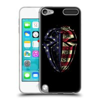 OFFICIAL WWE ROMAN REIGNS SOFT GEL CASE FOR APPLE IPOD TOUCH MP3