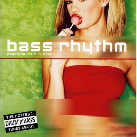 Bass Rhythm: Essential Drum 'N' Bass / Various Vinyl Drum Bass