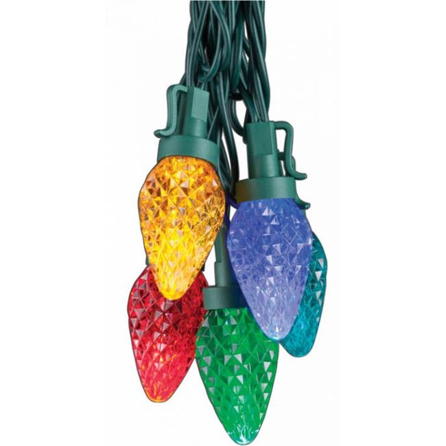 Costumes for all Occasions SS89047G Changing Light String Small