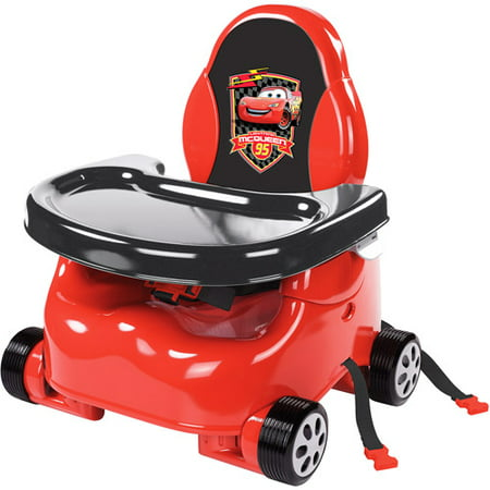 disney cars lil 39 speedster booster seat. Black Bedroom Furniture Sets. Home Design Ideas