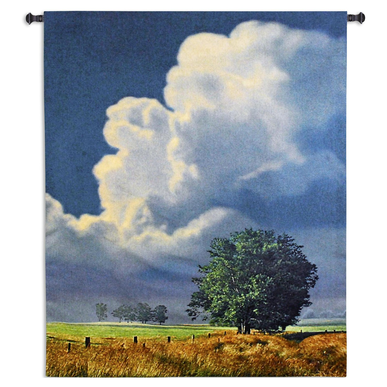 Click here to buy Fine Art Tapestries Before The Storm Wall Tapestry by Supplier Generic.