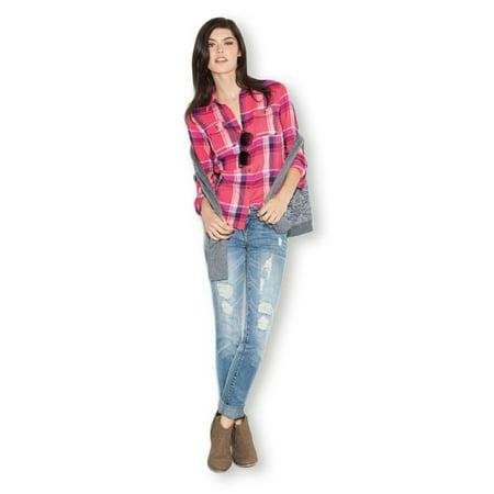 Aeropostale Juniors Bayla Skinny Fit Jeans (Jeans Aeropostale For Women)