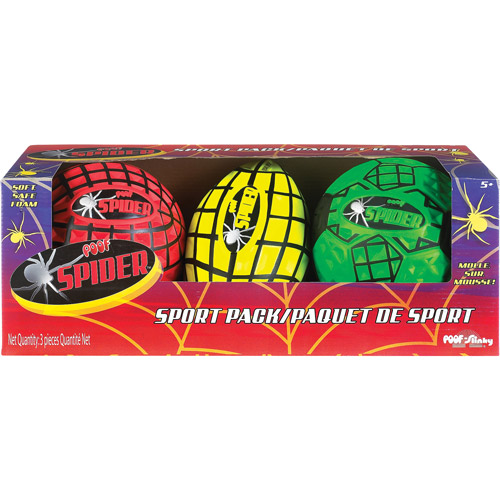 POOF Spider Sport Pack