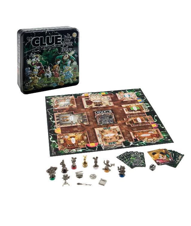 clue game walmart