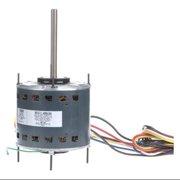 GENTEQ 5KCP39KGV805BS Motor, PSC, 1/2 HP, 1075, 208-230V, 48, OAO