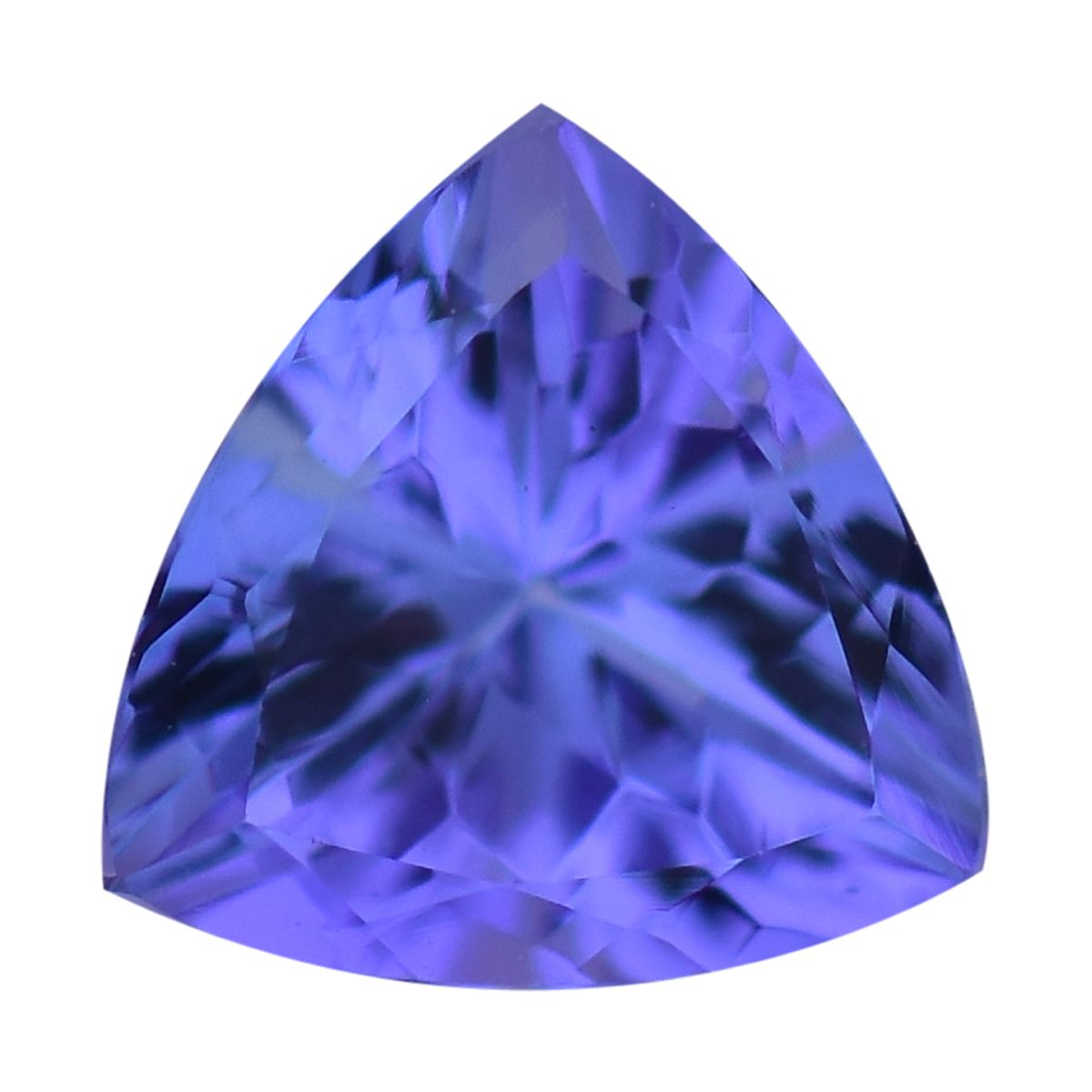 Premium AAA Tanzanite Trl 6 mm 0.5 cttw by Shop LC
