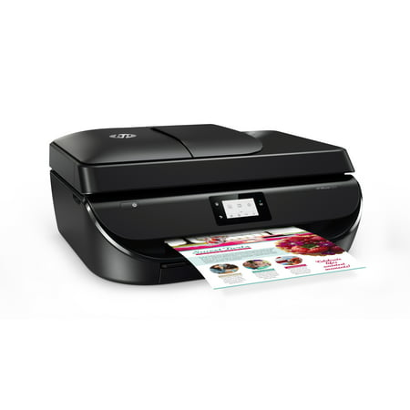 HP OfficeJet 5252 Wireless All-in-One Color Inkjet Printer (M2U82A)