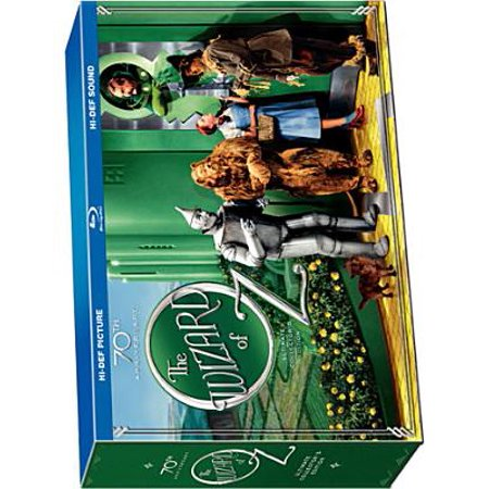 The Wizard of Oz (70th Anniversary Ultimate Collector's Edition) [Blu-ray]](Courage Lion Wizard Of Oz)