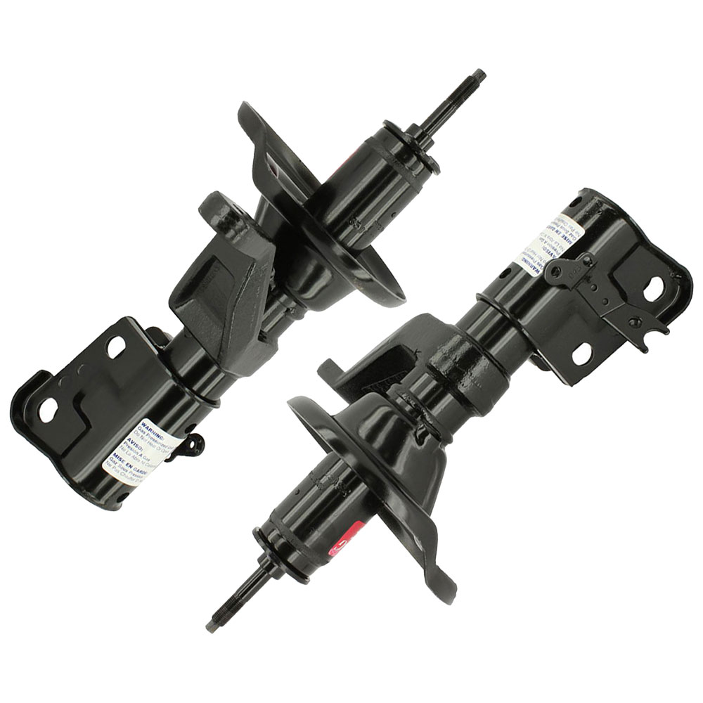 For Acura RSX 2003 2004 New Pair Front KYB Excel-G Shocks