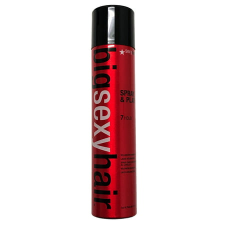 Sexy Big Sexy Hair Spray and Play Volumizing Hairspray 10.0 (Out Hold Hair Spray)