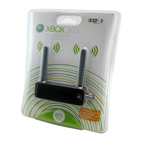 XBox 360 Compatible Wireless Network Adapter - Walmart.com