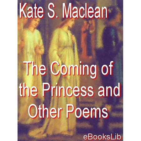 The Coming of the Princess and Other Poems - - Halloween's Coming Poem