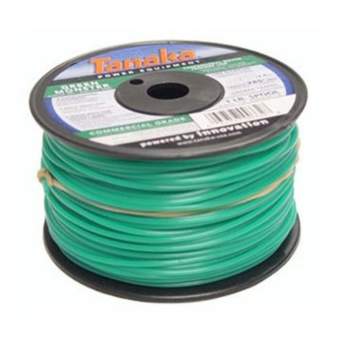 Tanaka 746598 5 lbs. Green Monster Commercial Grade Trimmer Line Spool