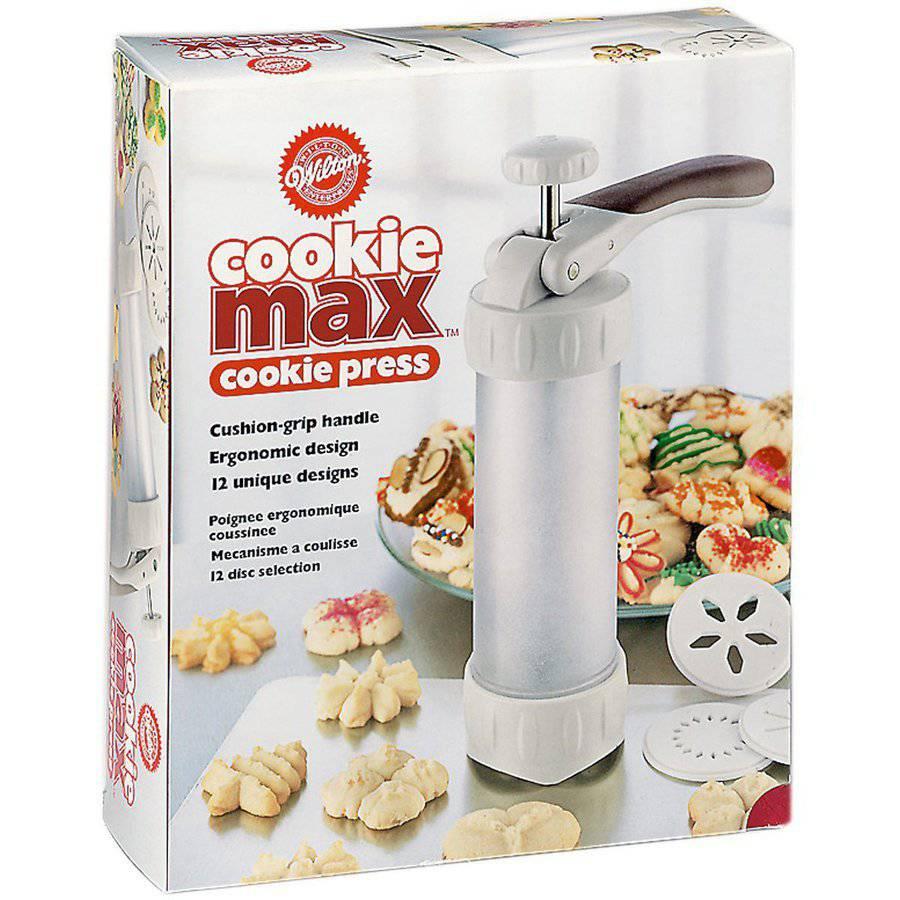 Wilton Cookie Max Cookie Press 2104-4003