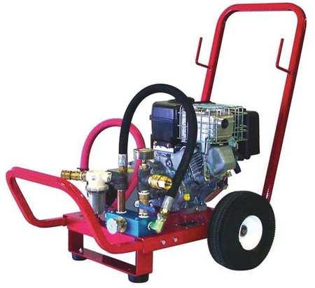 WHEELER-REX 46301 Hydro Test Pump,5.4gpm,300psi,B and H G2155338