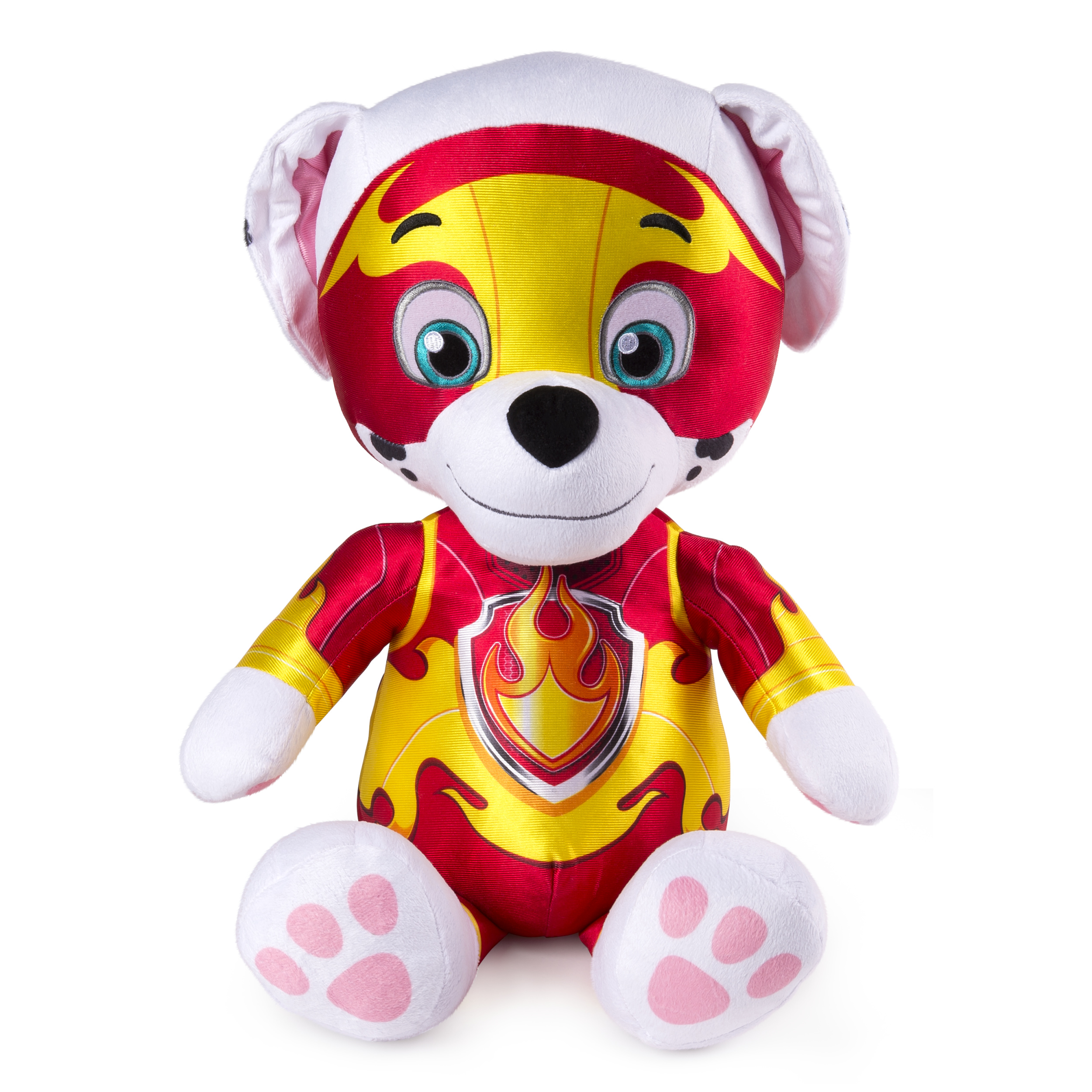 "PAW Patrol - 24"" Mighty Pups Jumbo Marshall Plush for Ages 3 and Up, Wal-Mart Exclusive"
