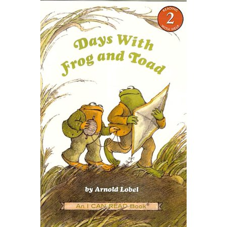 I Can Read Books: Level 2: Days with Frog and Toad (Hardcover)