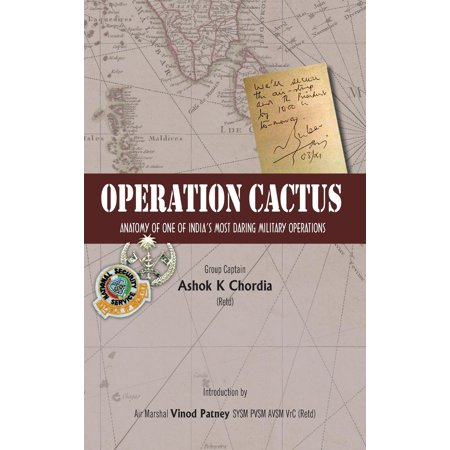 Operation Cactus : Anatomy of One of India\'s Most Daring Military ...
