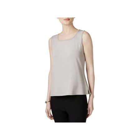 - Kasper Women's Square-Neck Shell Top