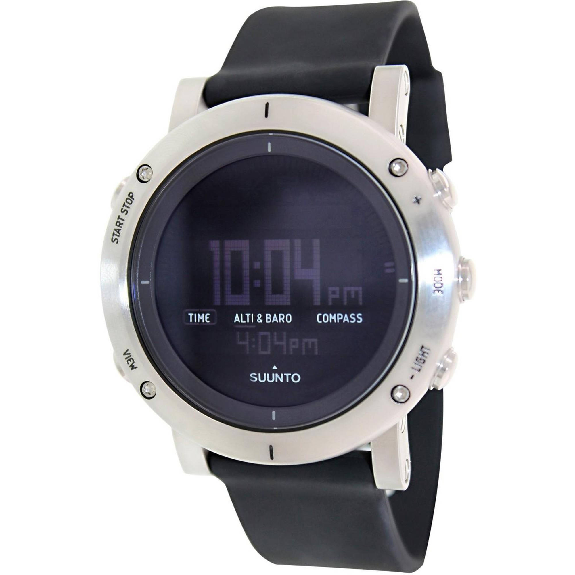 Core Digital Silicone Mens Watch SS020339000