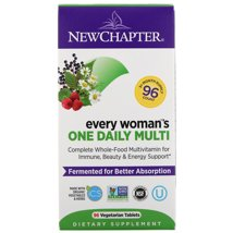 Multivitamins: New Chapter Every Woman One Daily Multi