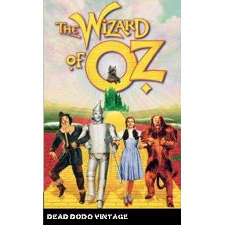 The Wonderful Wizard of Oz - eBook