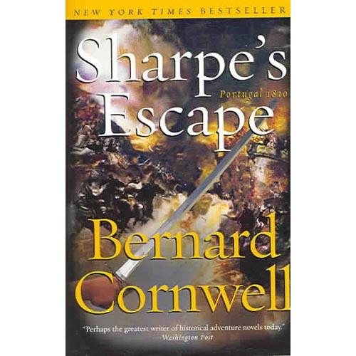 Sharpe's Escape: Richard Sharpe and the Bussaco Campaign, 1810