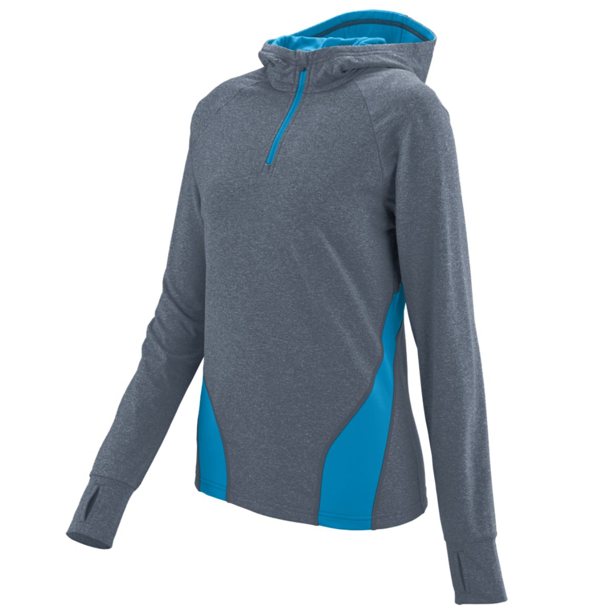 Augusta Ladies Freedom Pullover Gthth/Pb 2Xl - image 1 de 1