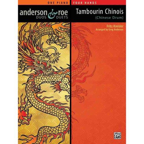 Tambourin Chinois: Chinese Drum: One Piano, Four Hands