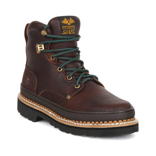 "Men's Georgia Boot G62 6"" Georgia Giant Boot"