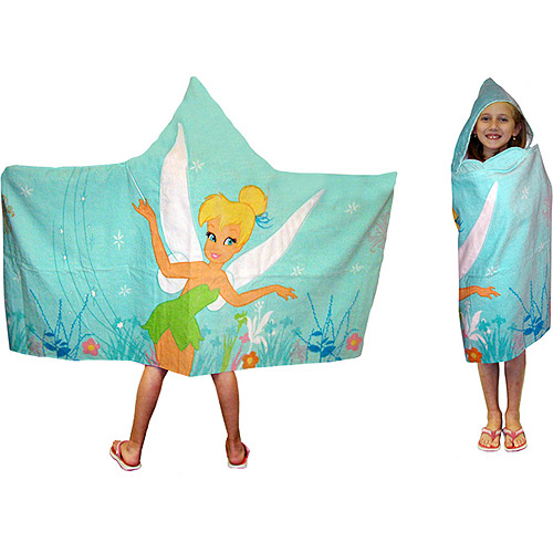 "Tink ""Illusionary"" Cape Hooded Towel"