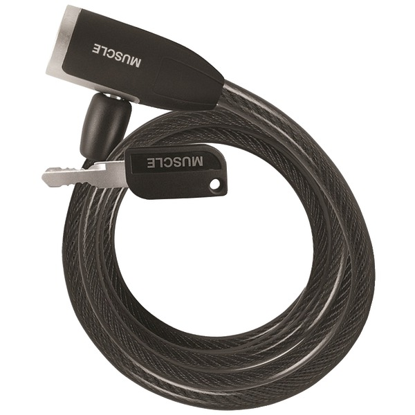 WORDLOCK WL MTCHKEY BIKE LOCK BLK