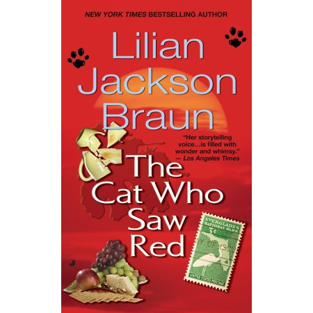 The Cat Who Saw Red - Who Split The Red Sea