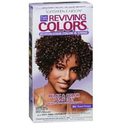 Dark and Lovely Reviving Colors, No.392, Ebone Brown, 1 ea (Pack of 6)