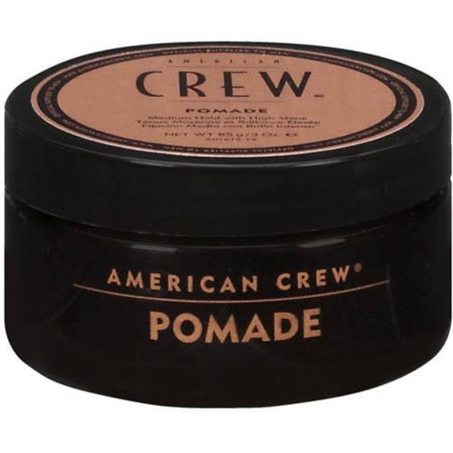 American Crew: Medium Hold Pomade, 3 Oz