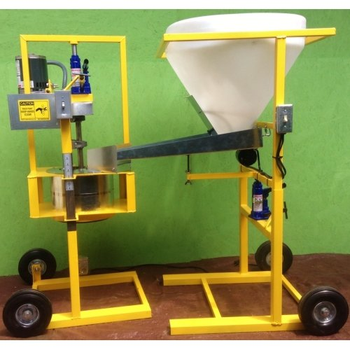 Pecan Cracker Machine- 200lb of Cracking Per Hour; Also for English Walnuts, Peanuts,... by Pearce Brothers