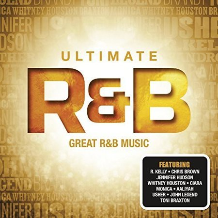 Ultimate R&B (CD) - R&b Halloween Music