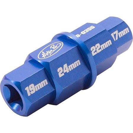 Motion Pro Superlight T-6 Hex Axle Tool 17mm,19mm,22mm,24mm