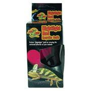 Zoo Med Nightlight Red Reptile Bulb, 60 Watt