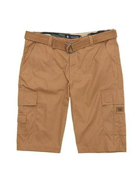 Men's Ripstop Beekman Belted Cargo Shorts