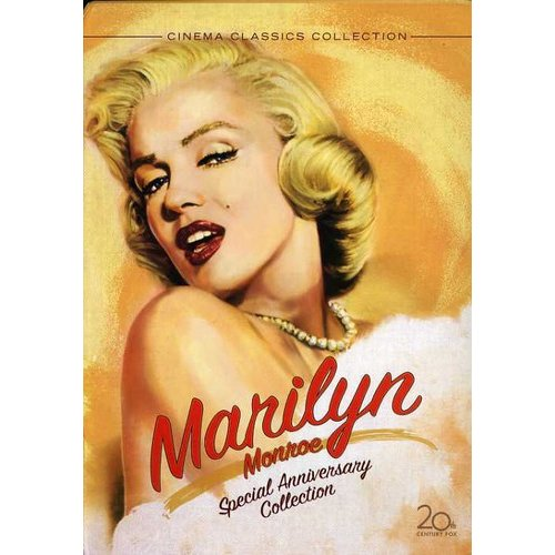 Marilyn Monroe Special Anniversary Collection [6 Discs]