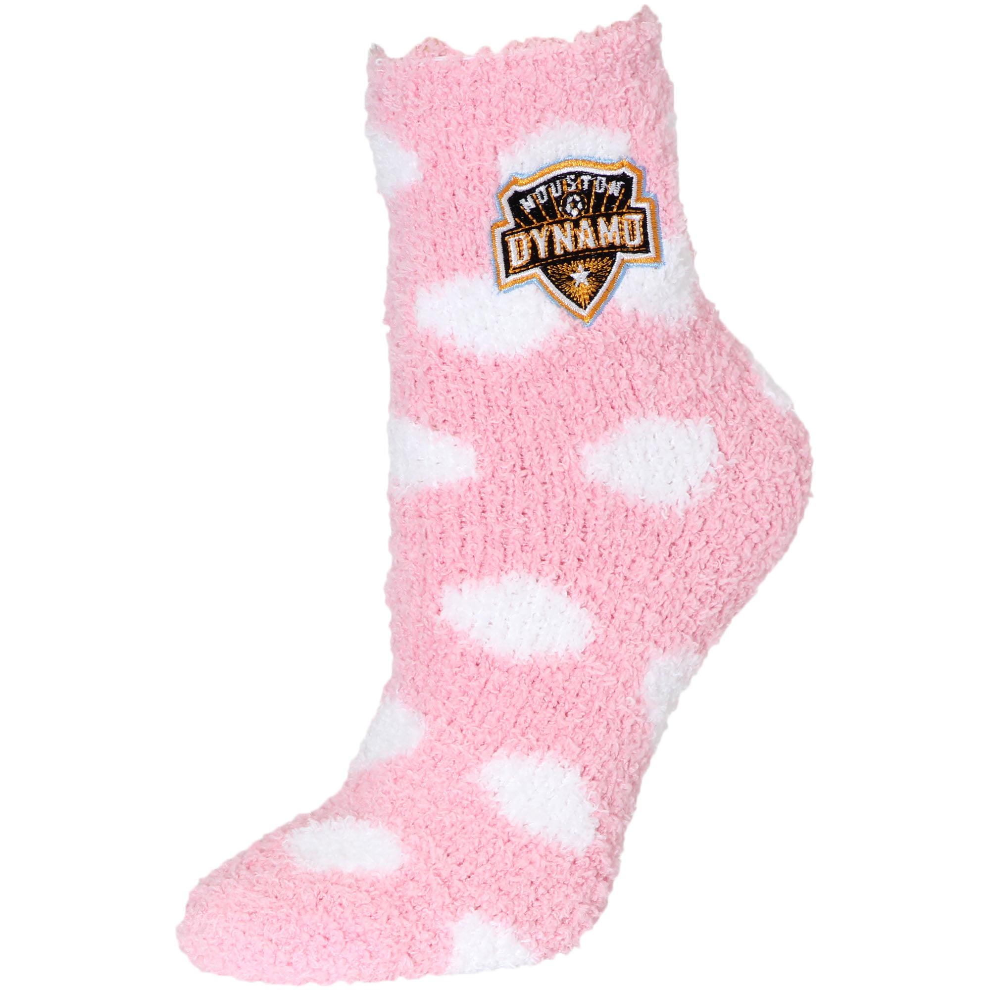 Houston Dynamo ZooZatz Women's Fuzzy Socks - No Size