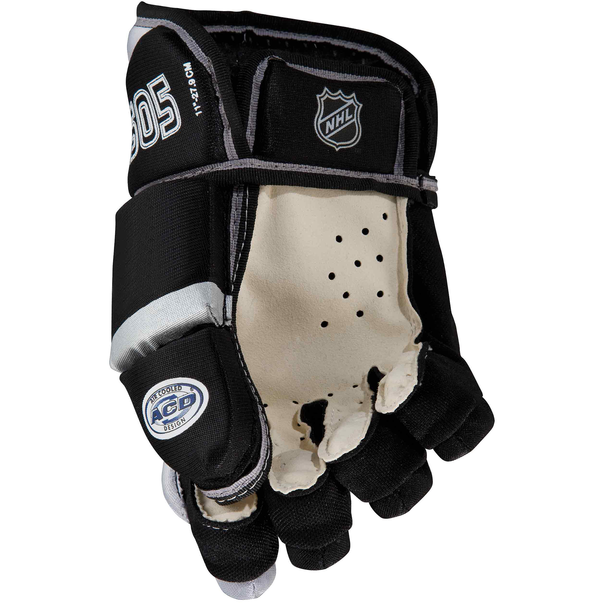 Franklin Sports NHL Sx Professional Hand Glove 1505 Sr, S/M, 13""