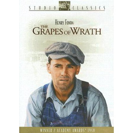 The Grapes of Wrath (The Fox And The Grapes Moral Lesson)