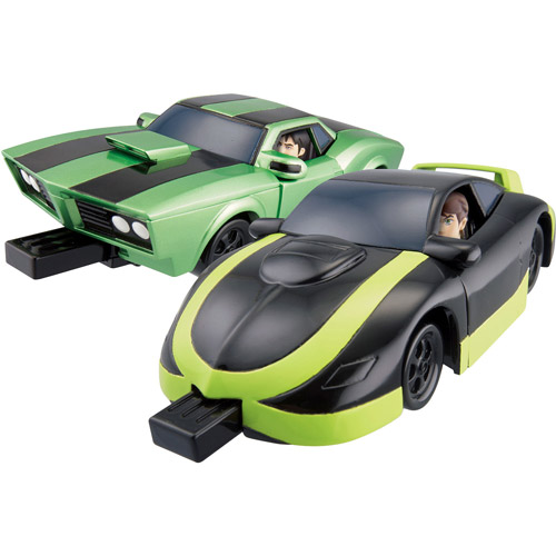 Ben 10 Mark 10 and Kevin's Cruisers