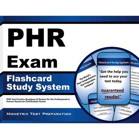 Phr Exam Flashcard Study System  Phr Test Practice Questions   Review For The Professional In Human Resources Certification Exams