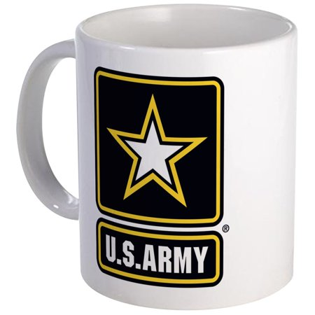 CafePress - U.S. Army Star Logo Mug - Unique Coffee Mug, Coffee Cup CafePress