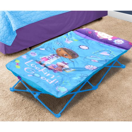 Disney Doc McStuffins Portable Travel Bed - Walmart.com
